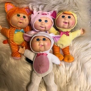 Cabbage Patch Kids Farm Friends
